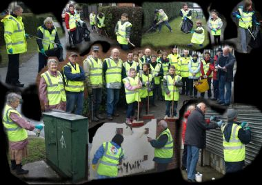 Cottingham Cleanup Day