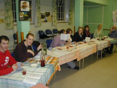 Maundy Thursday Passover meal