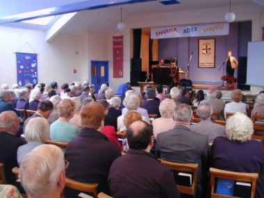 Cluster Service at Clowes