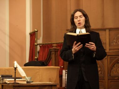 Mark Topping as John Wesley