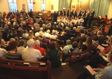 Westfield and Driffield Male Voice Choirs